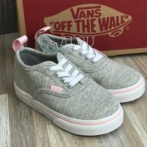 NWT VANS Authentic Elastic Shimmer Jersey Kids